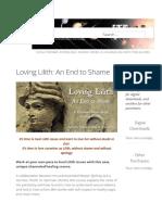 Loving Lilith_ An End to Shame - Tom Jacobs.pdf