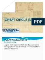 Great Circle Sailing Notes PDF