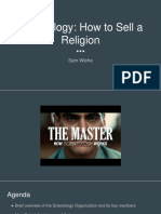 Propaganda of Scientology
