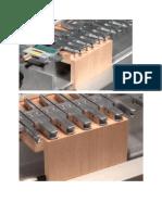 asezare materiale pentru frezat coada randunica