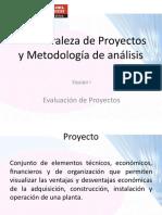 Equipo 1.- Naturaleza de Proyectos y a de Anlisis