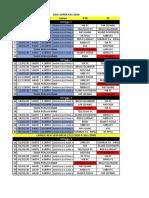Liga Super FAS 2020 Fixtures 4.0