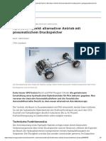 13_Automobil + Motoren _ Hydraulik-Hybrid_ alternativer Antrieb mit pneumatischem Druckspeicher