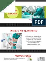 CLASE 1 MANEJO PREQUIRURGICO 2020.potx.pptx