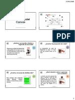 Business Model Canvas - 3ra parte