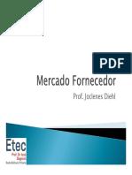 3 - Mercado Fornecedor