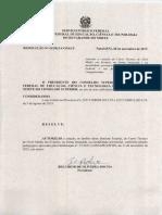 41 - Autoriza a criacao e o funcionamento do Curso Tecnico em Eventos na forma integrada - Campus Canguaretama