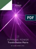 Feminine Power The Essential Course – Feminine Power Transformation Matrix – Handout.pdf
