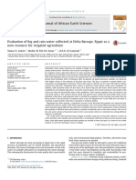 Evaluation of fog and rain water collected at Delta Barrage, Egypt as a new resource for irrigated agriculture.pdf