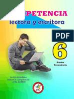 COMPETENCIA LECTORA Y ESCRITORA-GRADO SEXTO