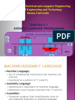 chapter 4.1 introduction to assembly language