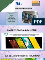 biotecnologia idustrial internacional