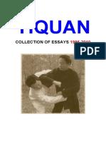Yiquan essays