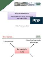 Sistema complemento e inflamação