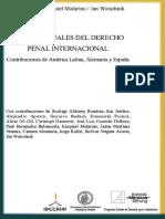 TEMAS ACTUALES DEL DERECHO PENAL INTERNACIONAL