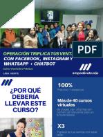 LIMA NORTE, Operación Triplica tus Ventas Por Facebook, Instagram y Whatsapp+ Chatbot (11)