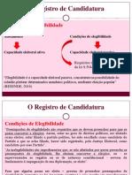 Aulas 07 e 08 - Direito Eleitoral - 2019.2