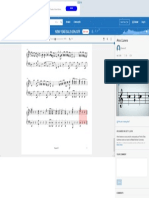 Alma LLanera sheet music download free in PDF or MIDI