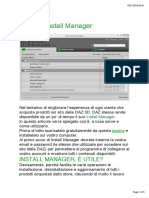 Install Manager