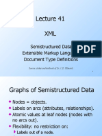 DBLecture41 XML