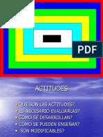 Eval ACTITUDES 1