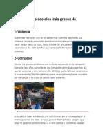 10 problemas sociales más graves de Guatemala.docx