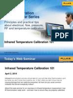 Infrared Temperature Calibration 101 - Frank Liebmann
