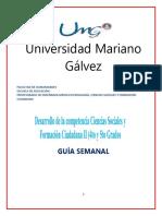 Guia del estudiante  PEM CSFC II