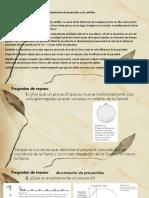 MOVIMIENTO DE PROYECTILES 1 A 16