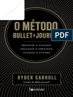 O metodo Bullet Journal - Ryder Carroll