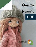 Gorrito Nanys