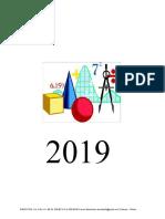 Plan de área de Matemáticas (Iván) 2019