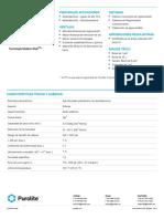 SSTC8000EC - Resina Cationica Fuerte para alto TDS