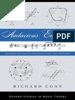 COHN, Audacious Euphony - Chromaticism and the Triad's Second Nature (2012).pdf