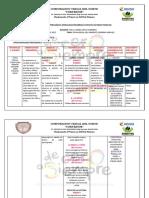 PLANEACION PEDAGOGICA 14-17 DE AGOSTO