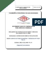DBC Serv. de Toma de Muestra y Analisis PVT Pozo Yra-X1