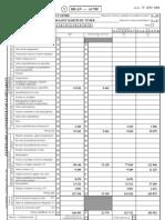 modèle bilan fiscal