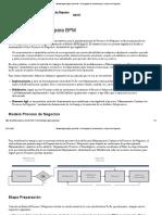 Metodologías Ágiles para BPM