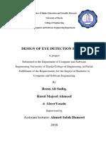 DESIGN OF EYE DETECTION SYSTEM.pdf