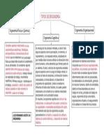 Mapa Conceptual  Tipos Ergomomia