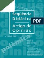 Barbosa, Jacqueline - Sequência Didática - Artigo de Opinião