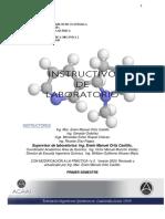 INSTRUCTIVO DE LABORATORIO DE QUÍMICA ORGÁNICA 2 PRIMER SEMESTRE DE 2020 VERSION REVISADA Y AMPLIADA.pdf