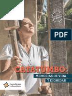 Catatumbo Memorias de Vida y Dignidad