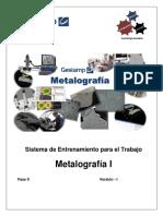 Curso Metalografia