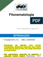 Nematoides fitopatogênicos