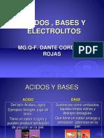 12Ácidos,BasesyElectrolitos2018
