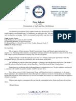 20101201 Zimmer Press Release
