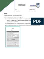 1er Examen (Autoguardado)