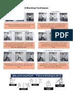 6 Blocking Techniques