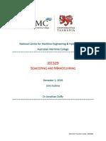 JEE329-Seakeeping-and-Manoeuvring-2019_UnitOutline